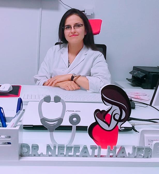 Dr Hajer Neffati Ghanmi, Gynécologue Tunis, Manouba Tunisie